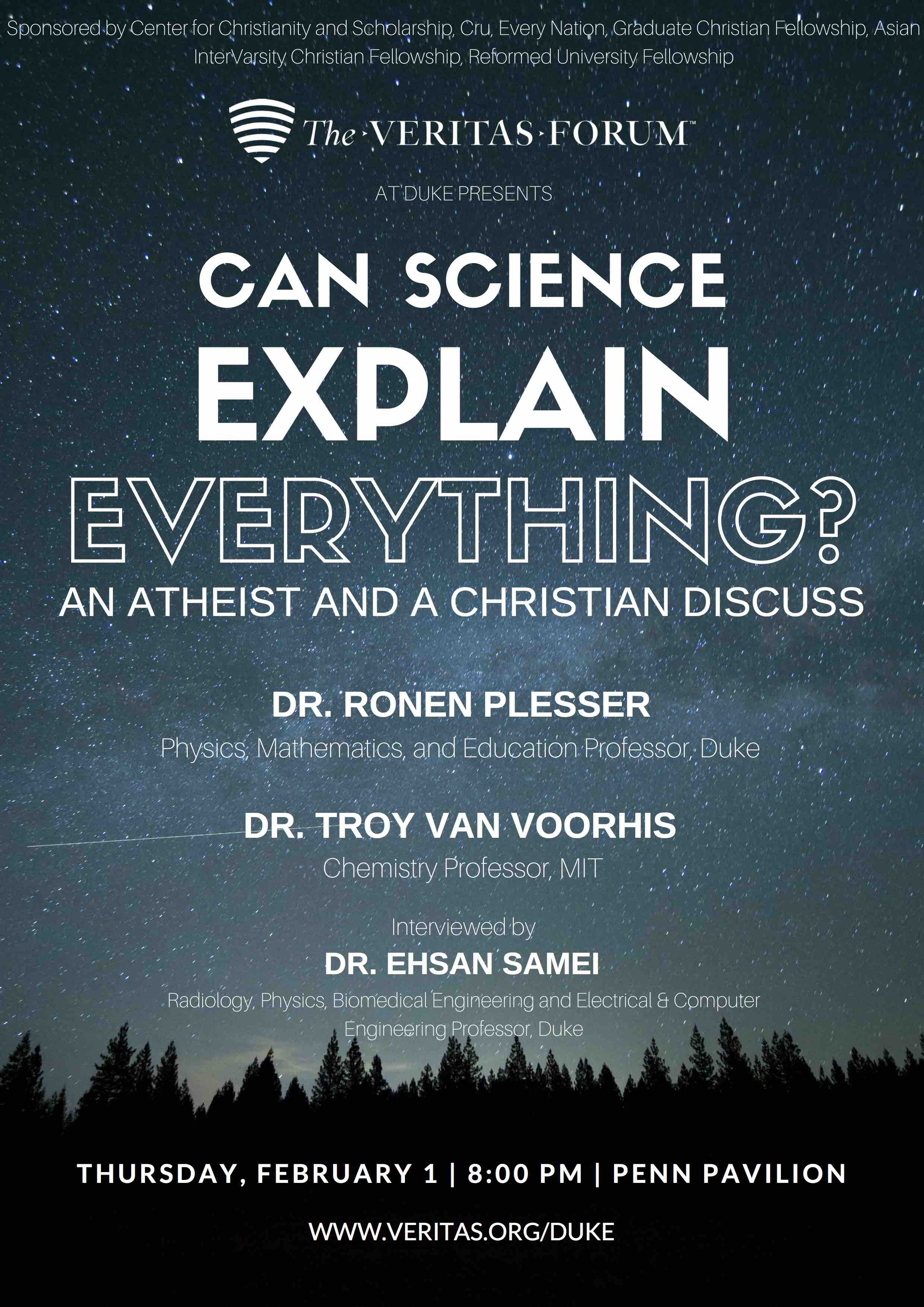 can science explain everything If science can't even disprove the existence of unicorns, how can it  this by requiring that scientific law--natural law--must explain everything.
